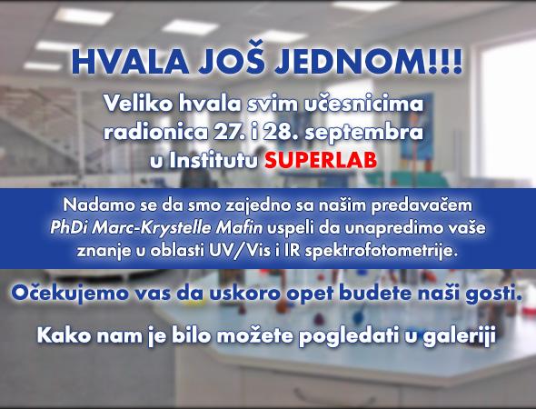 UV/Vis i IR spektrofotometrija